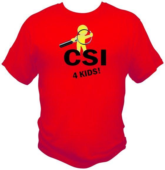 0f716199498e CSI 4 Kids - Kids T-Shirt