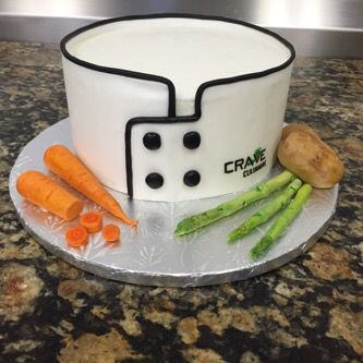 Chef Food Theme Birthday Cake Normanloveconfections Com My