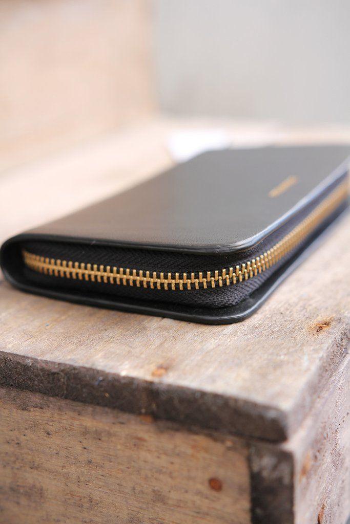 Royal Republiq Galax Wallet Miniature Black
