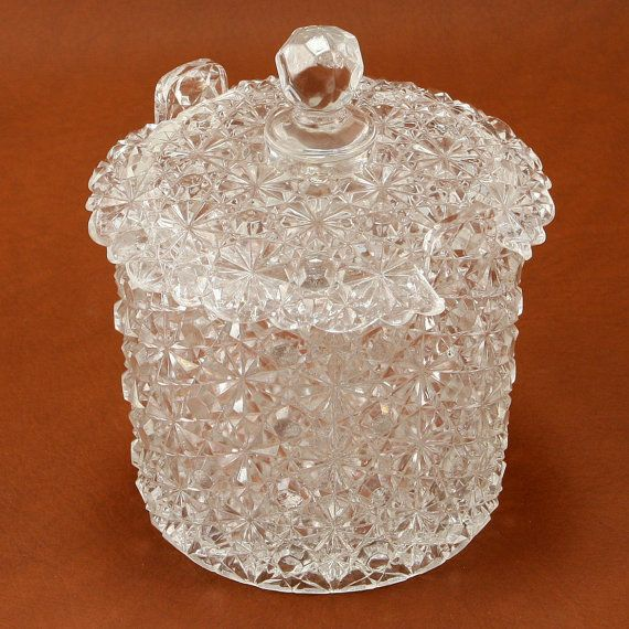 Pin on Clear Glass ~ Pattern Glass ~ Crystal ~ EAPG