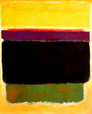 Rothko Saw this today - color is beyond  beautiful