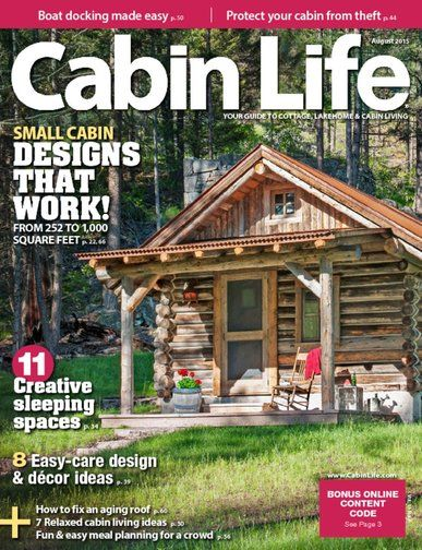 Good Cabin Living Magazine