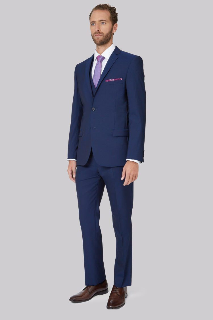 994998e9b Ted Baker Tailored Fit Blue Jacket