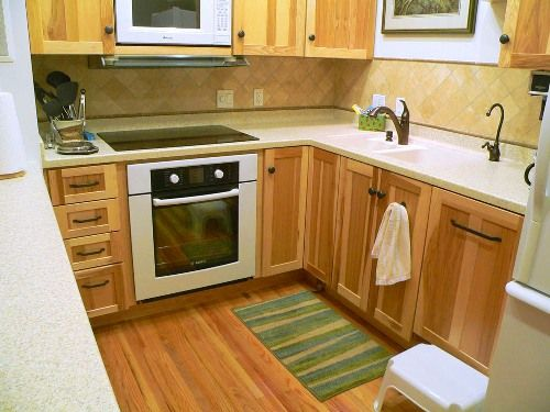 Very Small L Shaped Kitchen Google Search Small