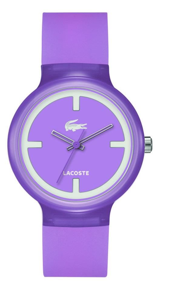 81fc0259d904d Time to plunge with the french crocodile. Lacoste watch   Lacoste ...