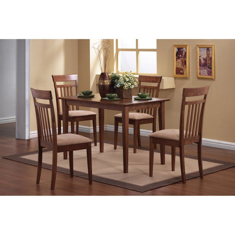 Coaster Furniture Mix And Match 5 Piece Dining Table Set 150430