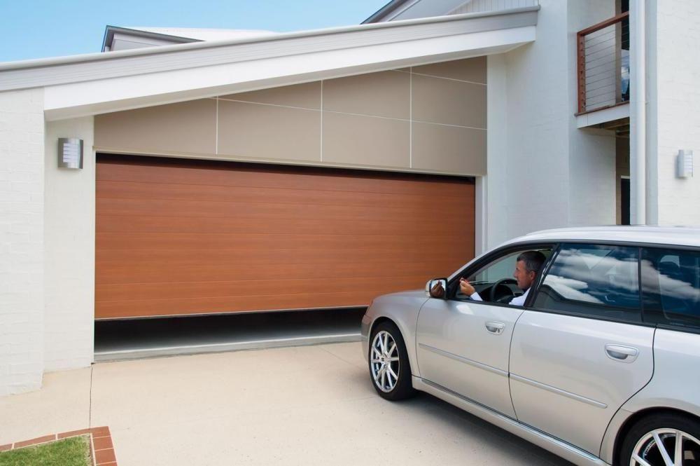 Impact Of Style Moderngaragedoor Automatic Garage Door Automatic Garage Garage Door Opener Repair