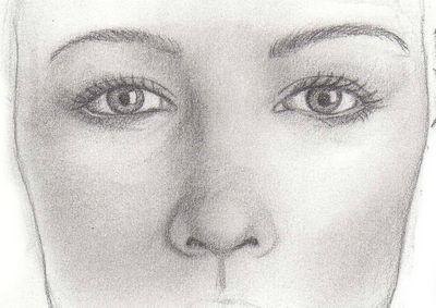 The cheekbones b