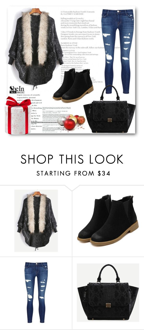 """""""SheIn 9/XI"""" by belmina-v ❤ liked on Polyvore featuring J Brand"""