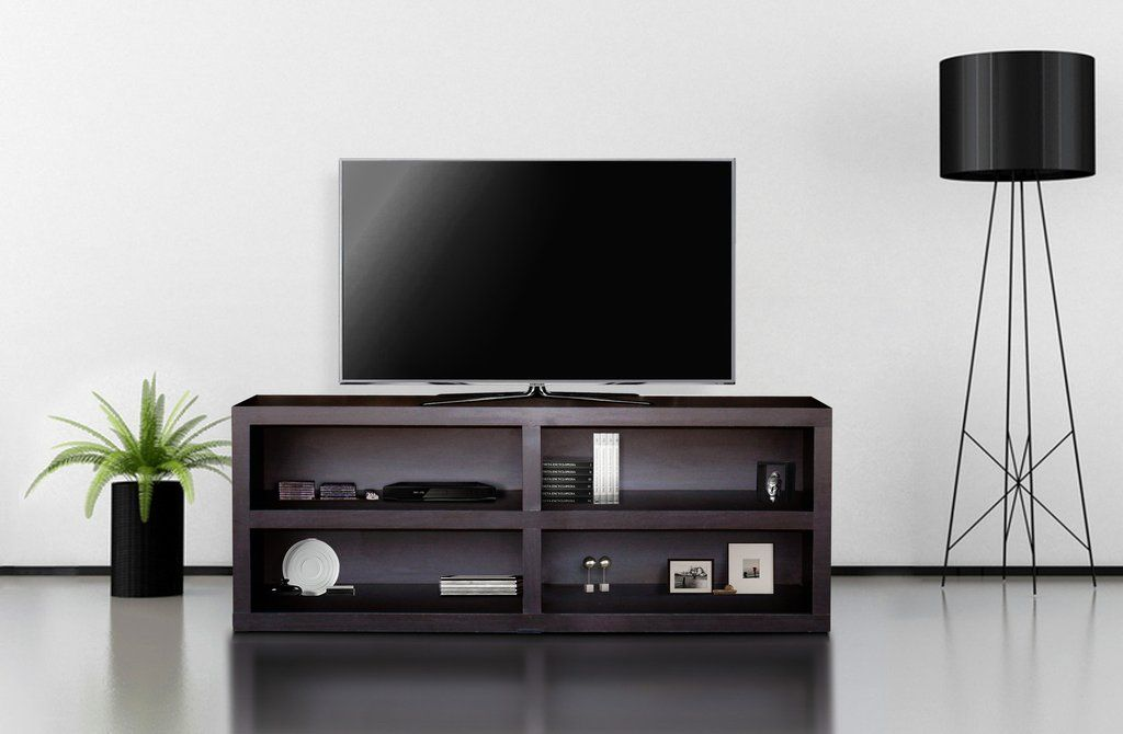 MUEBLE PARA TV COLOR CHOCOLATE VEDA MINIMALISTA Compras Pinterest