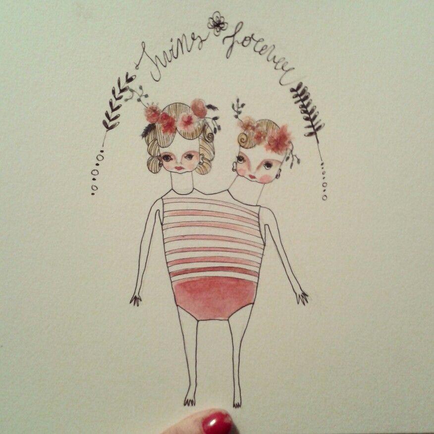 Twins _by nadeha