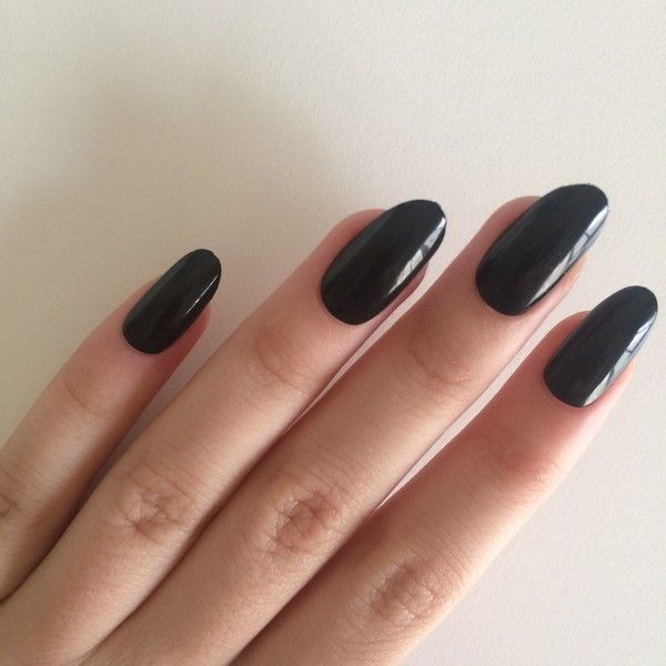 21 Oval Nails Designs with Pictures [2018   Oval nails, Nails 2015 ...