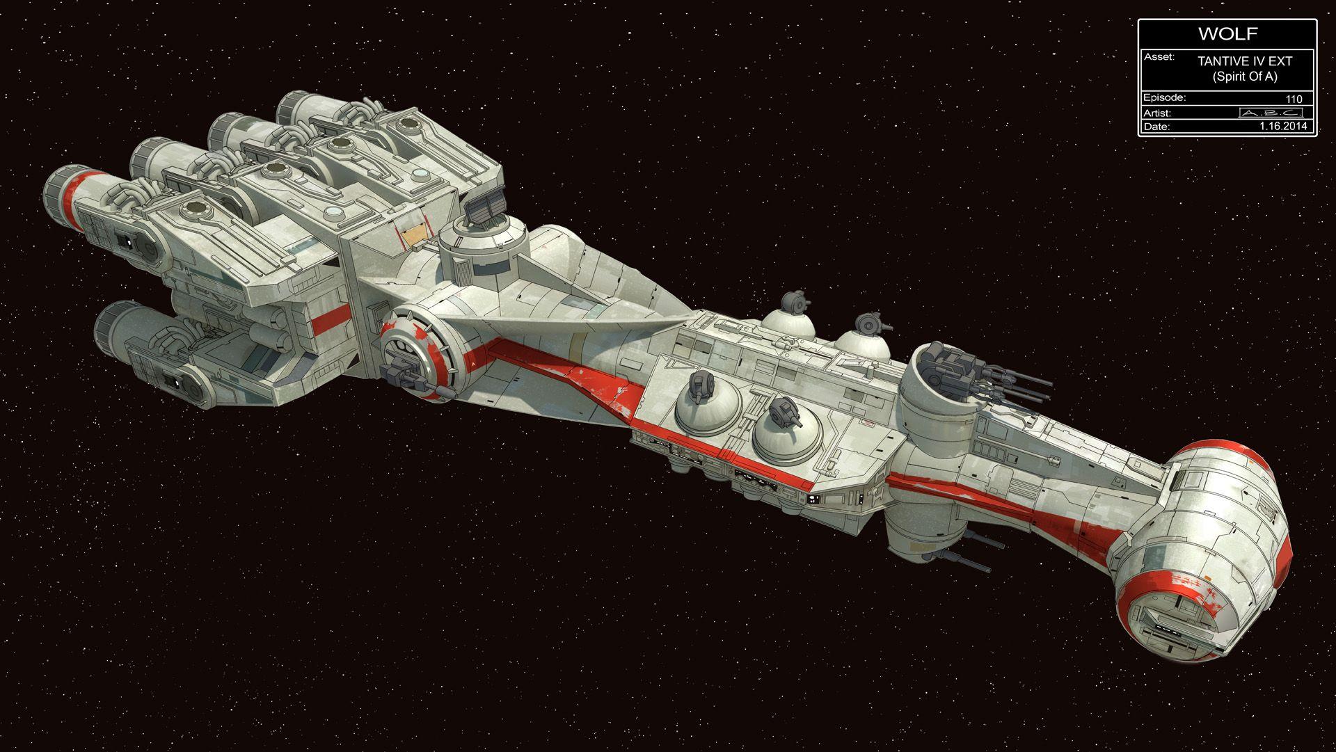 Star Wars Rebel Ships