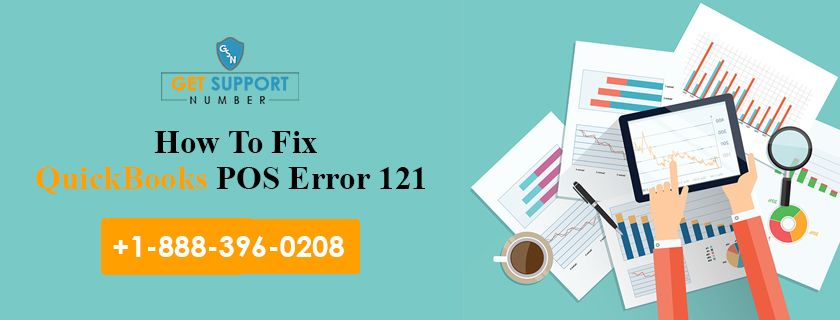 How To Fix QuickBooks POS Error 121 | Technical Support
