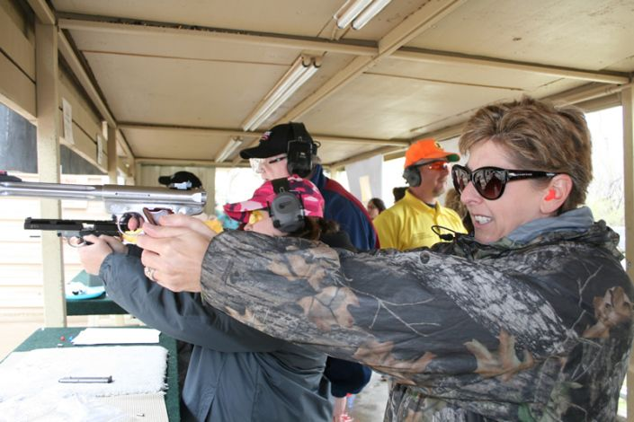 DIVA WOW 2015 Annual Ladies Spring Shooting and Outdoors Clinic - March 14 - Dallas, 8am to 4pm. All ladies invited, you do not have to be a member. Learn shotgun, pistol, rifle, AR-15, blackpowder, fly fishing, bass fishing, hunting dogs, slingshots, blow guns, bb guns, and more!
