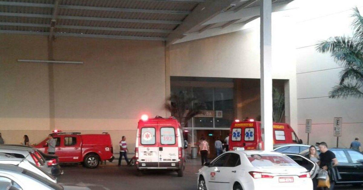 #Criança morre após mãe pedir ajuda em shopping de Campo Grande - Globo.com: Globo.com Criança morre após mãe pedir ajuda em shopping de…