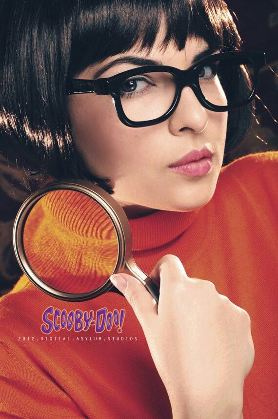 Scooby from doo velma Sexy