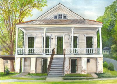 Louisiana Beach House Plans Low Country Homes Cottage Style Homes