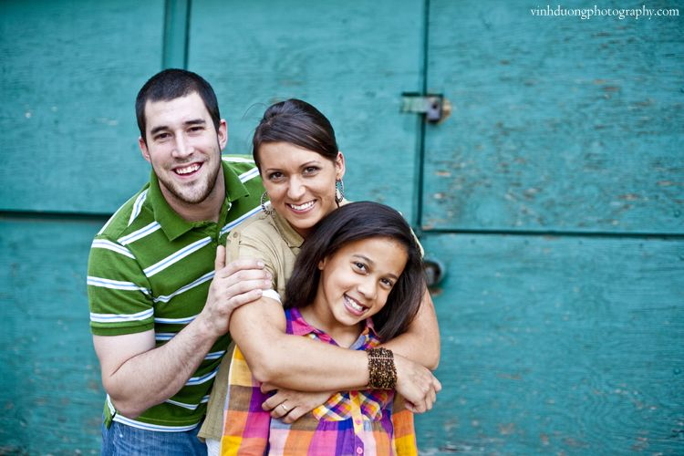Family of Three Picture Poses | Three is hard to come up ...