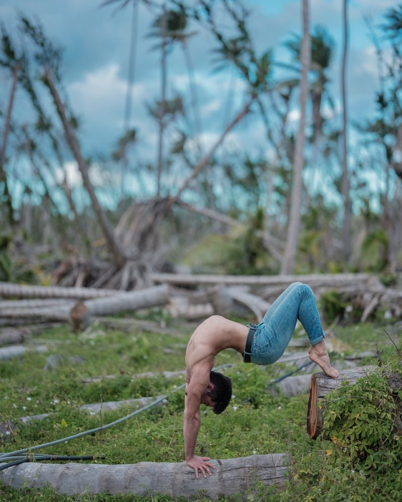 Powerful Photos Of Ballet Dancers On Streets Of Puerto Rico 5 Months After Hurricane Maria Ballet Dancers Puerto Rico Photography Series