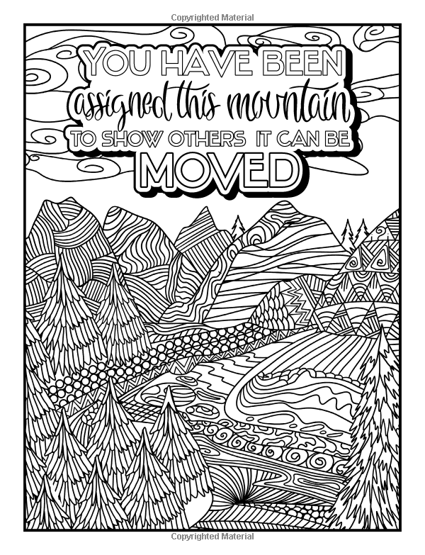 Amazon Com An Inspirational Colouring Book For Everyone Be Fearless In The Pursuit Of Quote Coloring Pages Love Coloring Pages Inspirational Quotes Coloring