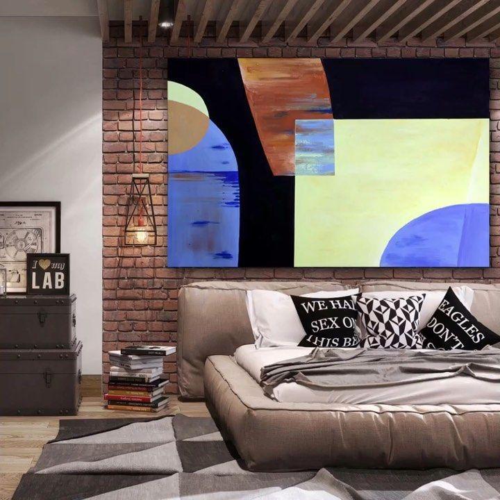 "WILD BRUSH Art on Instagram: ""Texture is mesmerizing🔮 #wildbrushart . #abstract #acrylicpainting #paintingoftheday #wallartdecor #arte #painting #abstractartist…"""