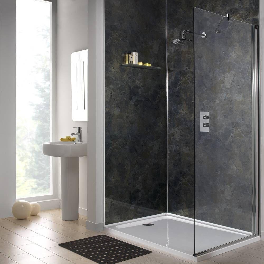 25 Shower Wall Panels Instead Of Tiles Bathroom Wall Panels Shower Wall Shower Wall Panels