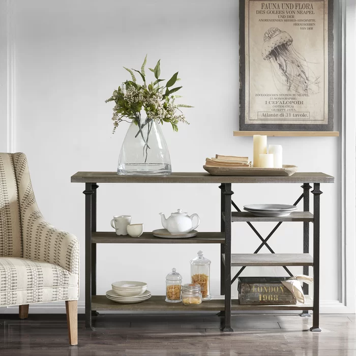 Purgatoire Valley Buffet Table In 2020 Black Dining Room