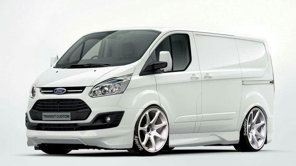 Pin Von Manuel Olivo Auf Furgos Vans Ford Transit Custom Transporter Fahrzeuge