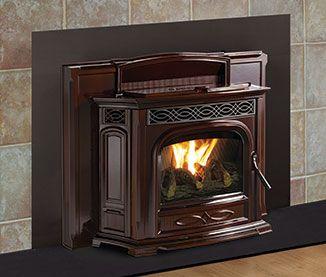 Accentra 52i Pellet Insert Specifications Pellet Insert Pellet Fireplace Insert Fireplace Inserts