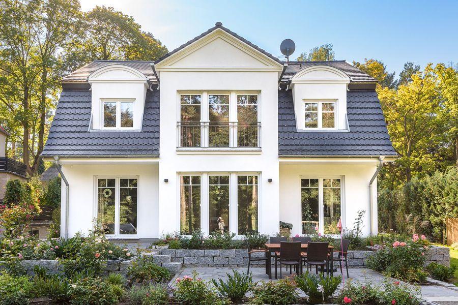 Ein echtes Landhaus bauen - Sehen Sie hier unsere Entwürfe.
