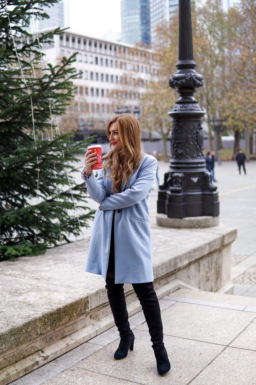 Weihnachtsfeier Outfit Frau