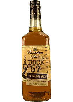 Review: Canadian Club Dock 57 Blackberry Whisky