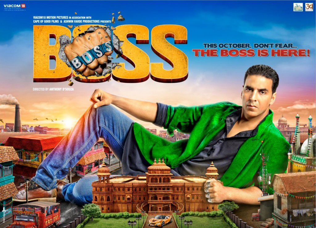 Boss  Movie Review By Abhirup Dhar On HttpWwwSpectralhuesCom