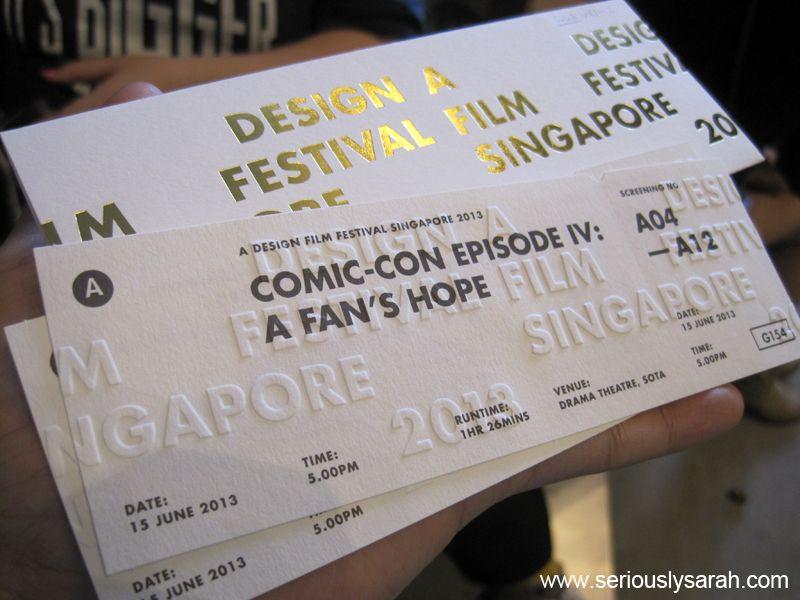 tickets.jpg (800×600) Comic con, Drama theatre, Episode iv
