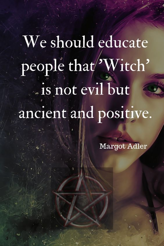 Witch is Not Evil