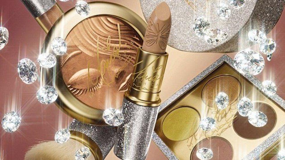 Mariah Carey's MAC Christmas collection is so Mariah it