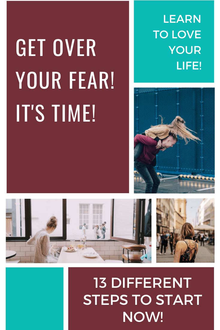 Stop living in fear do not live in fear how to not live ...