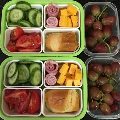 Colorful Lunch Boxes For Tomorrow More Lunchbox Ideas Teuko