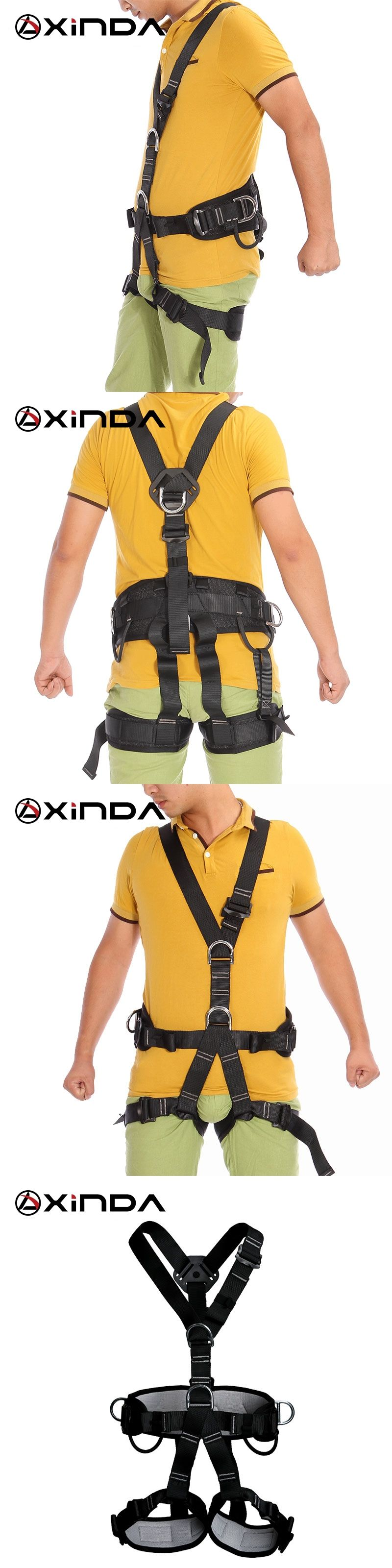 Top Quality XINDA professional Rock Climbing High altitude
