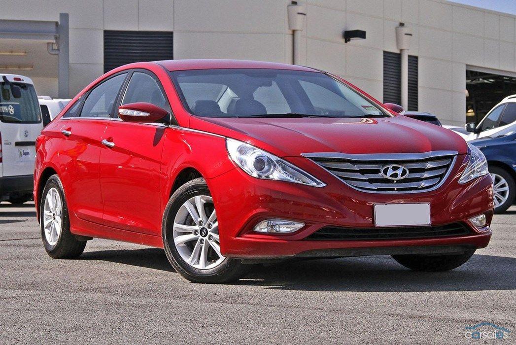 2011 Hyundai i45 Active MY11 Sports Automatic Hyundai