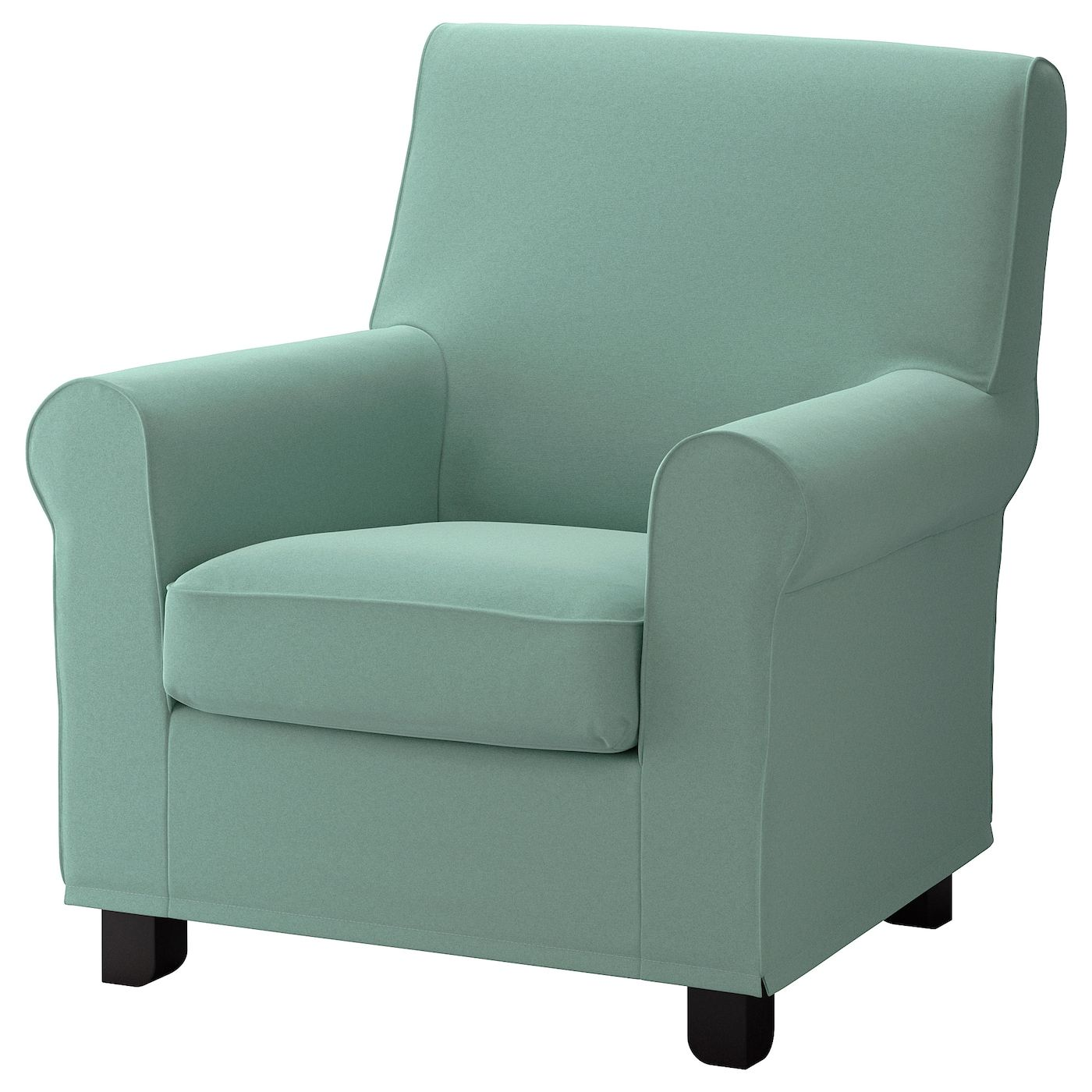 IKEA GRÖNLID Armchair Ljungen light green Armchair
