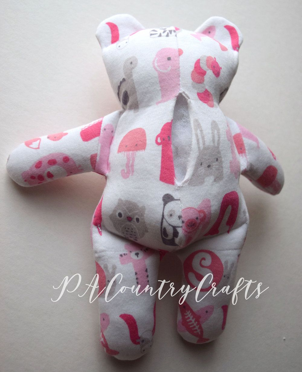 Baby Clothes Memory Bear Pattern and Tutorial | BABY STUFF | Teddy