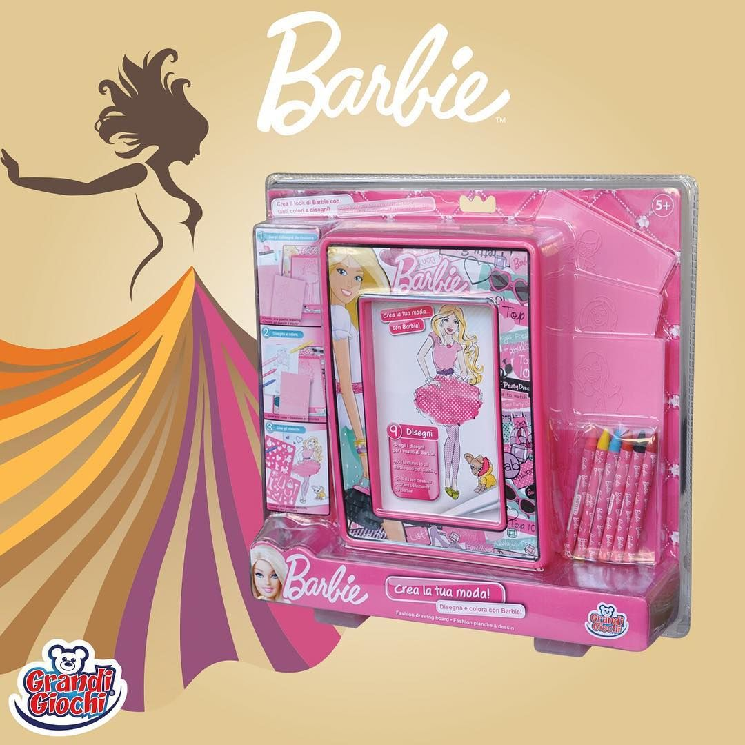 gioco barbie stilista