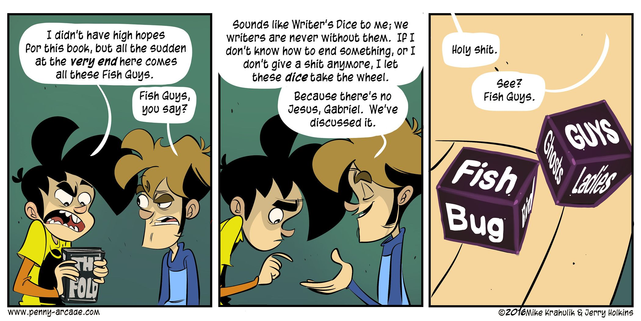 The Cubes Win   Penny Arcade Strips I Adore   Penny arcade