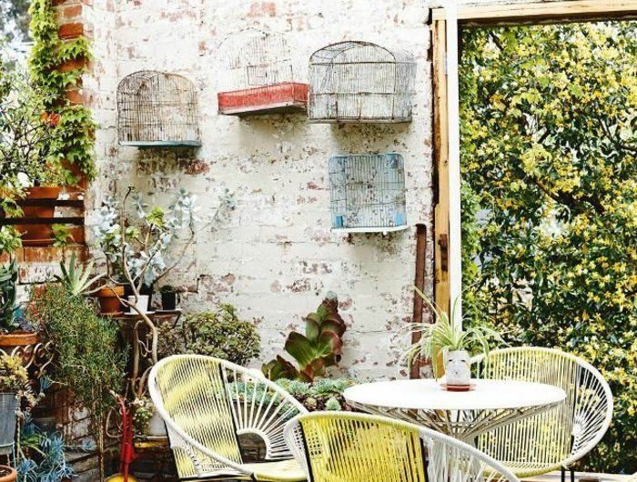 60 Photos Comment Bien Aménager Sa Terrasse? | Amenager Terrasse