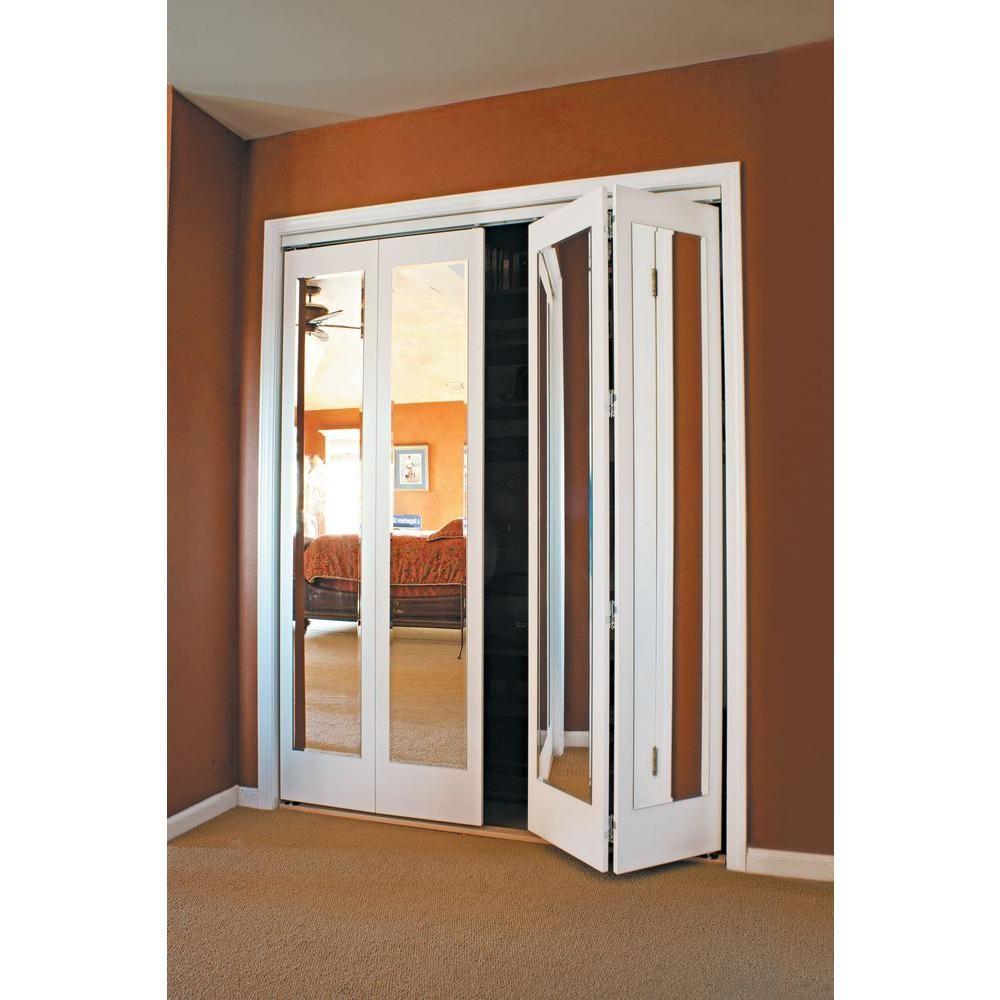 Impact Plus Mir Mel Primed Mirror White Trim Solid Mdf Interior Bi