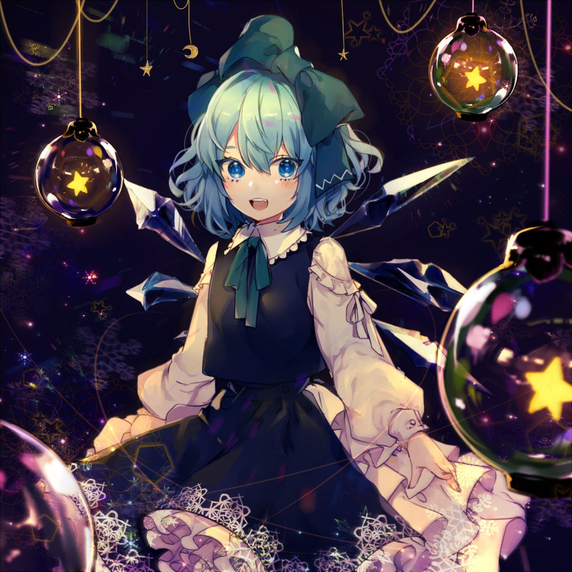 winter magic [i 66078530] [2000x2000] pixiv Anime, Art