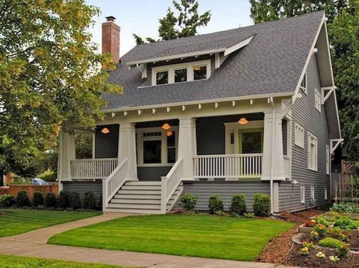 40 Best Bungalow Homes Design Ideas 32 Craftsman Bungalows Bungalow Exterior House Exterior