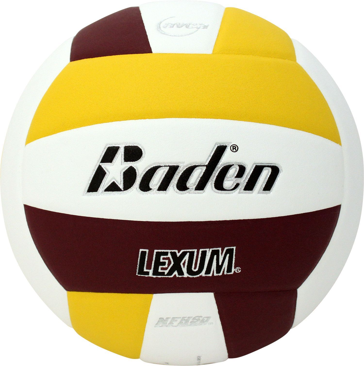 Baden Lexum Microfiber Indoor Volleyball In 2020 Volleyball Leather Soccer Ball